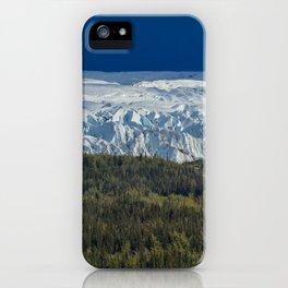 Matanuska Glacier, Alaska - Summer iPhone Case