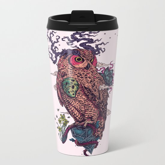 Regrowth Metal Travel Mug