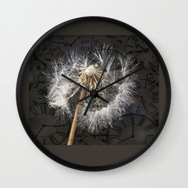 Seeds Of Time Wall Clock