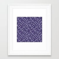 bow Framed Art Prints featuring Bow by Sproot