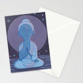Buddha F Stationery Cards