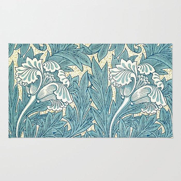 """William Morris """"Tulip"""" 3. Rug"""