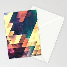thyss lyyts Stationery Cards