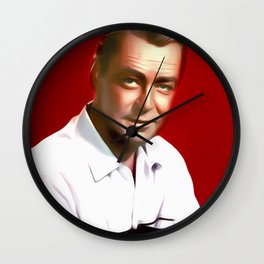 Alan Ladd, Vintage Actor Wall Clock