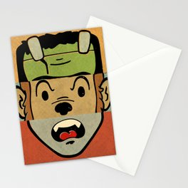 Monster Mash Stationery Cards