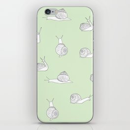 Snails iPhone Skin