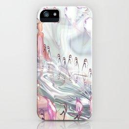Portrait Landscaped  iPhone Case