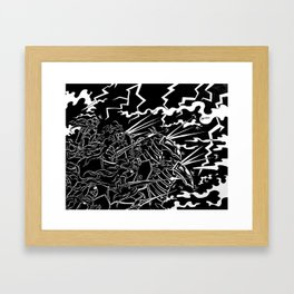 The Accolade Framed Art Print