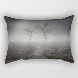 Forgotten Land Rectangular Pillow