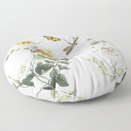 Wild and free Floor Pillow