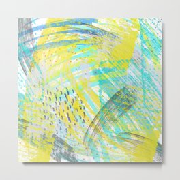 Abstract 181 Metal Print