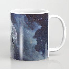 Yin Yang Moon Coffee Mug