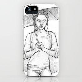 dimah iPhone Case