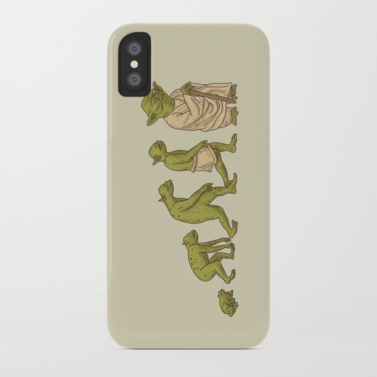 Yodalution  iPhone Case