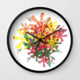 Squish Wall Clock