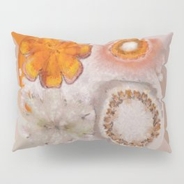 Hemiglobin Weave Flowers  ID:16165-071146-77360 Pillow Sham