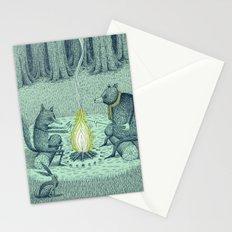 'Campfire' (Colour) Stationery Cards