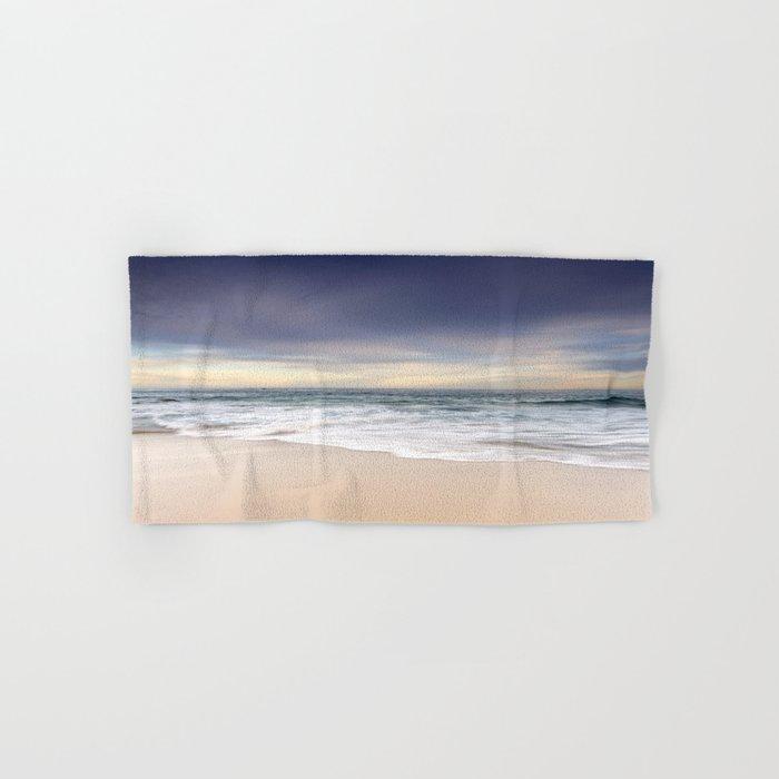 Tranquil Beach Hand & Bath Towel