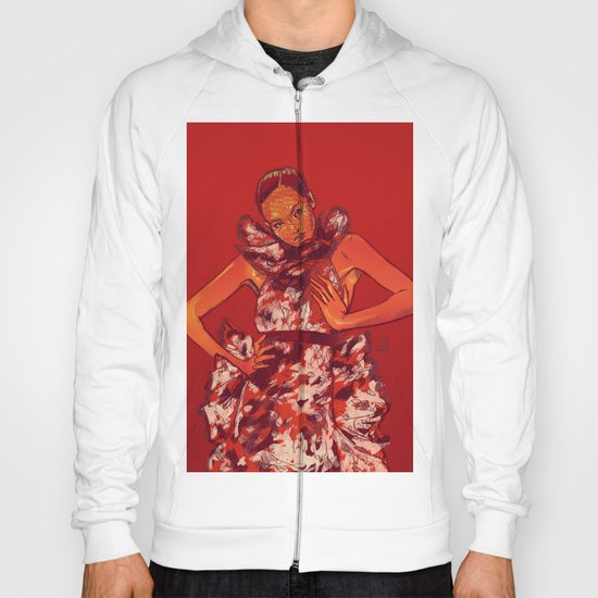 i bring you flowers Hoody