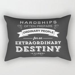CS Lewis - Extraordinary Rectangular Pillow