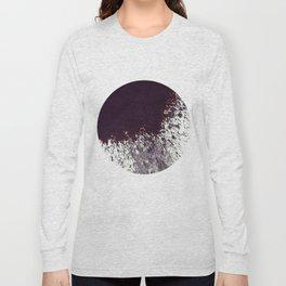 splattering on dry ground  Long Sleeve T-shirt