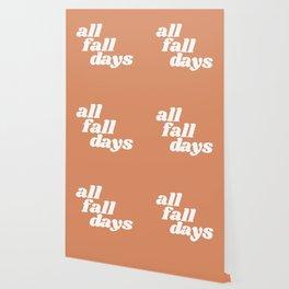 all fall days Wallpaper