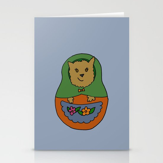 Piptroyshka Stationery Cards