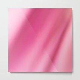 Pink Pastel Softness Abstract #decor #society6 #homedecor Metal Print