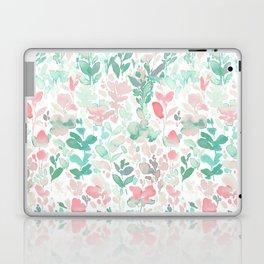 Flirt Mint Blush Laptop & iPad Skin