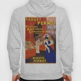 Vintage poster - Biscuits Pernot Hoody