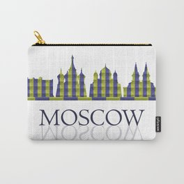 Moscow skyline Carry-All Pouch