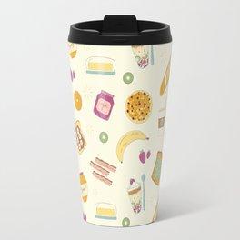 Who else loves breakfast? Travel Mug