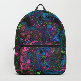 Raver (Alcohol Inks Series 05) Backpack