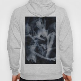 Transparent tulips Hoody