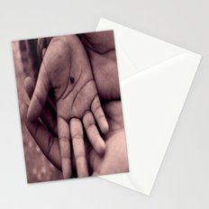 In my hand I hold... Stationery Cards