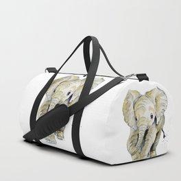 Baby Elephant Duffle Bag