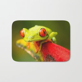 Red eye Frog Bath Mat