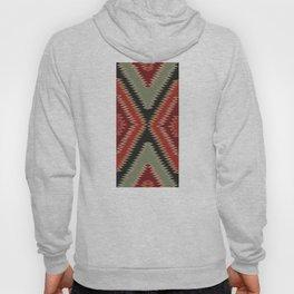 American Native Pattern No. 78 Hoody