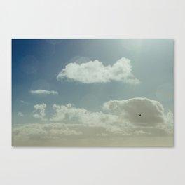 Iceland Sky Canvas Print