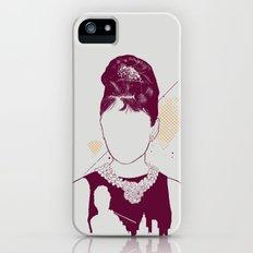 Tiffany's iPhone (5, 5s) Slim Case