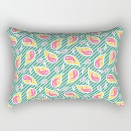Modern paisley Rectangular Pillow