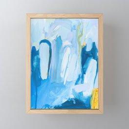 Color Study No. 10 Framed Mini Art Print