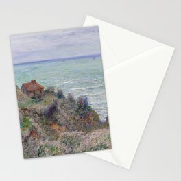 Monet - Cabin of the Customs Watch, 1882 Stationery Cards