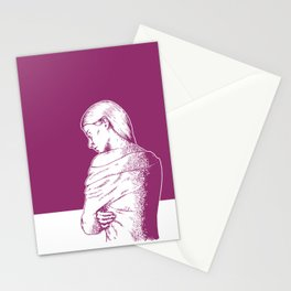 Alone, Lost Time Stationery Cards