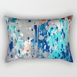 Abstract 187 Rectangular Pillow