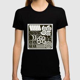 Jubako No1 Monochrome T-shirt