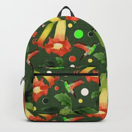 Colibri&Brugmansia Backpack