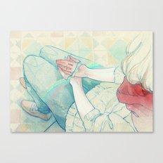 Sin Valentín Canvas Print