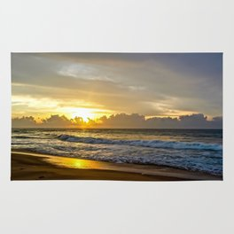 Sunrise over Sri Lanka Rug
