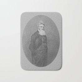 Abolitionist John Brown Bath Mat
